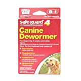 Safe-Guard Canine Dewormer, Dogs 6 Weeks +, 40lbs 1 treatment