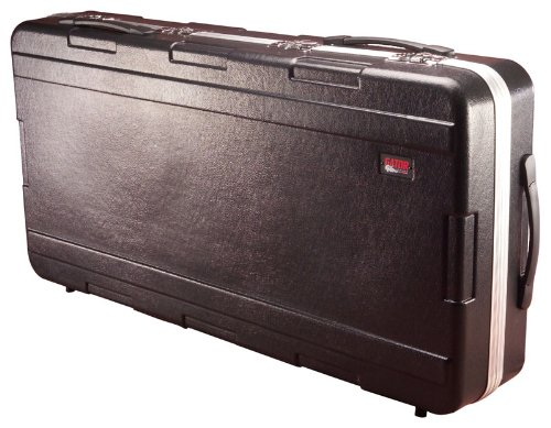 Gator GMIX22X46 ATA Rolling 22 x 46 x 6.5 Inches Polyethylene Mixer or Equipment Case by Gator