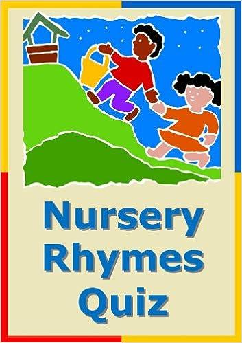 Colecciones de libros electrónicos Kindle Nursery Rhymes Quiz for Baby Shower Party PDF iBook