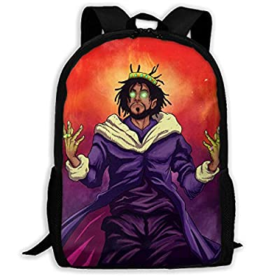 J Cole Adult Outdoor Leisure Sports Backpack And School Backpack