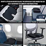Car Seat Cushion, Non-Slip Orthopedic Back
