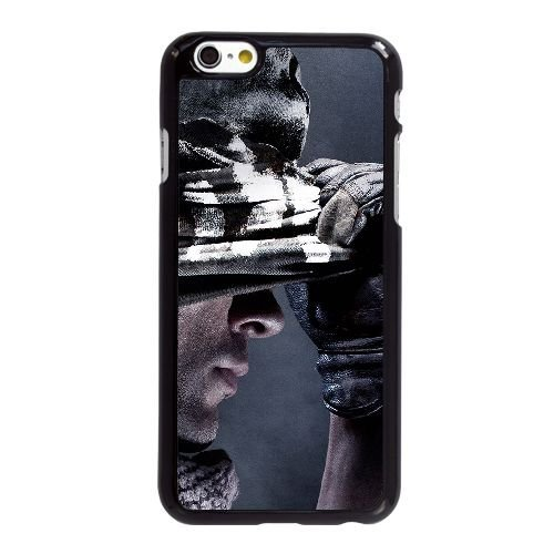 Call Of Duty Ghosts Tapety R3N19G3WM coque iPhone 6 6S Plus 5.5 Inch case coque black 67J8GC