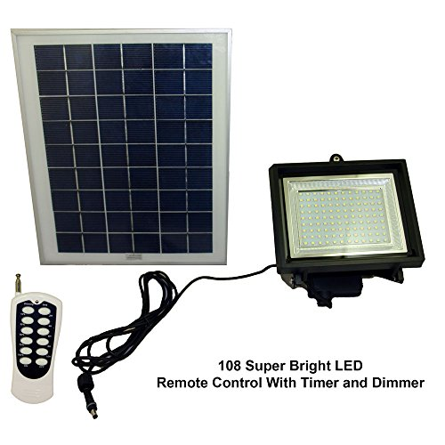 Most Powerful Solar Flood Lights - 9