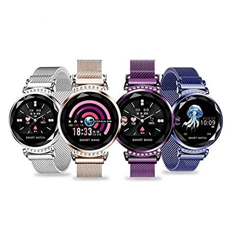 H2 Smart Watch - Monitor de sueño de frecuencia cardíaca con ...