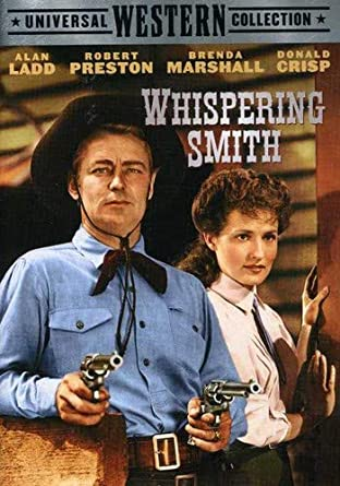 Image result for Whispering Smith 1948