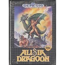 Alisia Dragoon - Sega Genesis