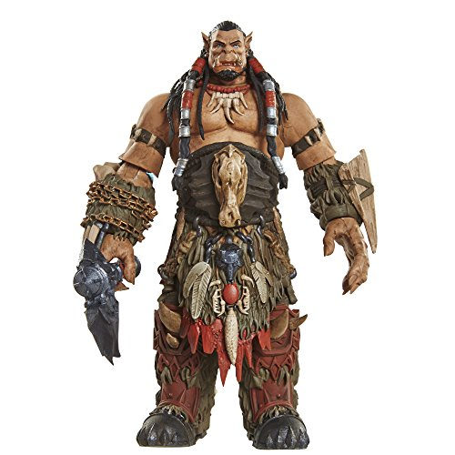 Warcraft 6″ Durotan Action Figure With Accessory