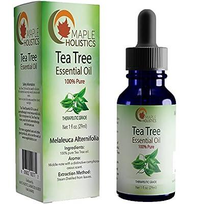 Tree Tree Oil Set and Essential Oil