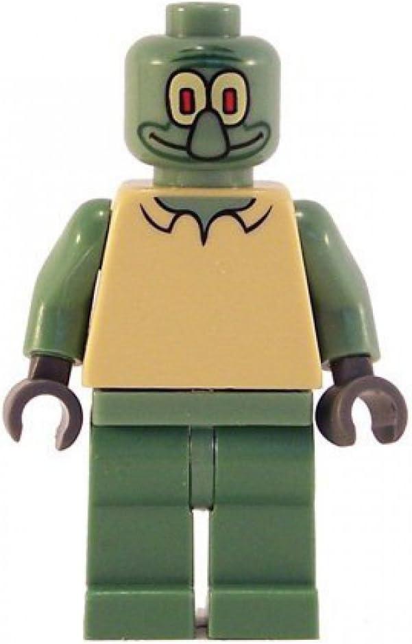 Squidward - LEGO Spongebob Squarepants Figure
