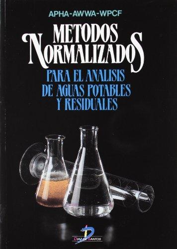 Metodos Normalizados Para Analisis de Aguas Potables y Residuales (Spanish Edition)