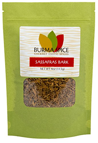 (Sassafras Bark | 100% Natural | Perfect for brewing tea | Kosher Certified | (4 oz.))