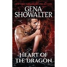 Heart of the Dragon: A Paranormal Romance Novel (Atlantis)
