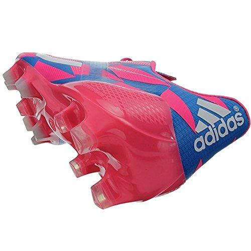 Adidas - F50 Adizero FG - M17677 - Couleur: Blanc - Pointure: 48.6