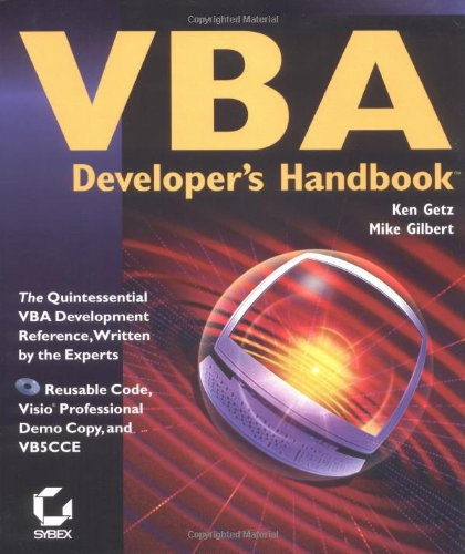 VBA Developer's Handbook