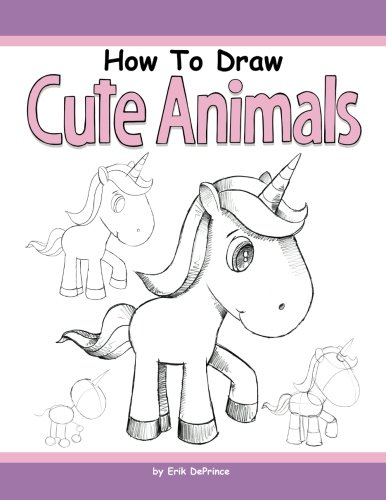 Draw Cute Animals - How to Draw Cute Animals