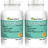 Prostaleaf - Natural Prostate Relief - Prostate Health - Improves Urinary Flow - 90 Money Back Guarantee (2 - pack)