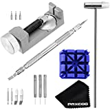 Paxcoo Watch Band Tool Kit - Watch Link Remover, Spring Bar Tool Set for Watch Repair and Watch Band Replacement