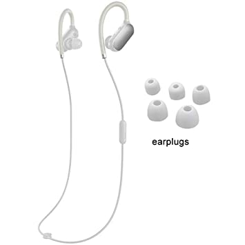 0bd4a8e999d Image Unavailable. Image not available for. Colour: Xiaomi Mi Sports  Earphones Bluetooth 4.1 Headset Wireless Music ...
