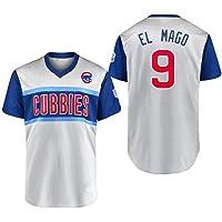 6 MUSIAL Kurzarm T-Shirt YQSB Jersey Baseball Cardinals Baseball Jersey No