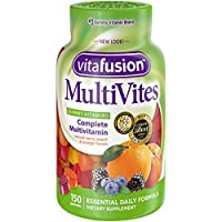 Deals on 150-Count Vitafusion MultiVites Gummy Vitamins