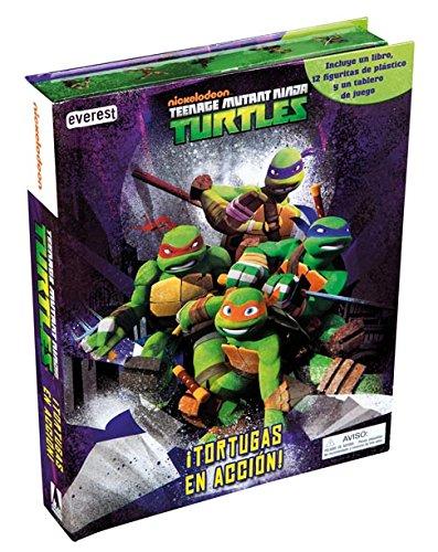 Tortugas Ninja: ¡Tortugas en acción!: 9788444169705: Amazon ...