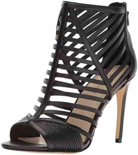 Nine West Women's Jorine Leather Dress Sandal