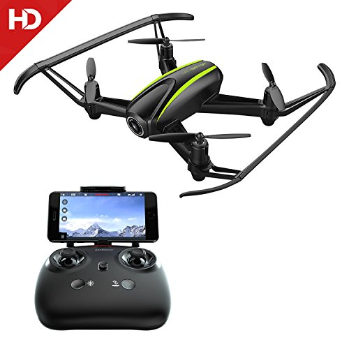 Drone with HD Camera, Potensic RC Quadcopter Drone RTF 4 Channel