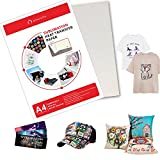 A4 Sublimation Ink Transfer Paper BossTop (100 sheets) 8.27'' x 11.7'' For HP,EPSON ME Series,RICOH GX Series And SAWGRASS Inkjet Printers