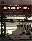 img - for Introduction to Homeland Security: Understanding Terrorism with an Emergency Management Perspective (Wiley Pathways) by David A. McEntire (2008-05-06) book / textbook / text book