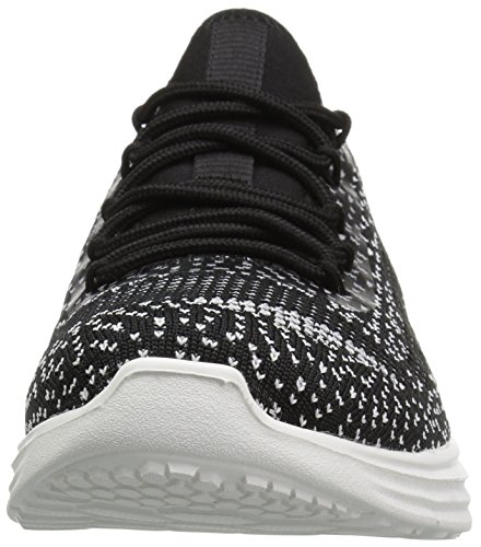Skechers Bobs From Womens Bobs Swift Fashion Sneaker Black/White