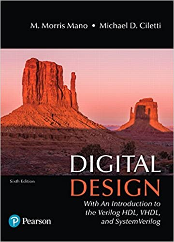 Digital design with an introduction to the verilog hdl vhdl and digital design with an introduction to the verilog hdl vhdl and systemverilog 6th edition 6th edition fandeluxe Image collections