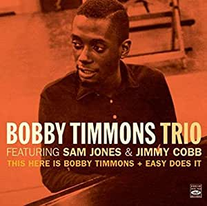 Bobby Trio Timmons Timmons Bobby Trio This Here Is
