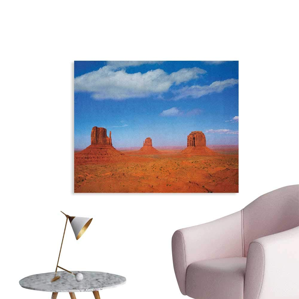 Amazoncom Anzhutwelve Western Wallpaper Monument Valley In