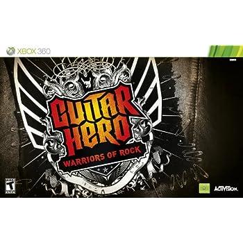 Image of Games Guitar Hero: Warriors of Rock Super Bundle -Xbox 360