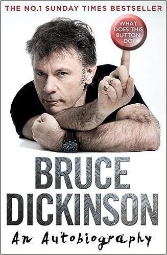 Amazon.es: Bruce Dickinson: Libros en idiomas extranjeros