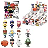Big Hero 6 3-D Figural Foam Keyring Blind Bags Set of 3