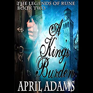 A King's Burden Audiobook