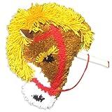 M C G Textiles Huggables Animal Hobby Horse Latch Hook Kit