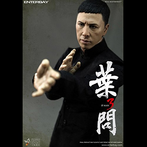 Enterbay Ip Man Real Masterpiece 1:6 Scale Action Figure