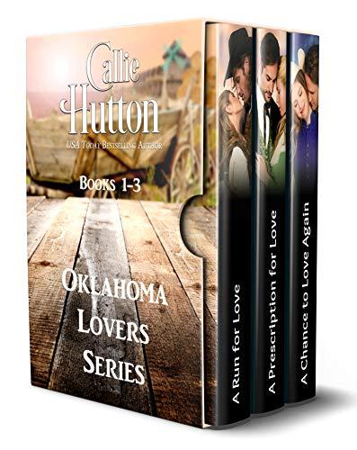 Lovers Set - Oklahoma Lovers Series Boxset: Books 1-3