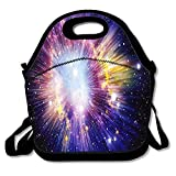 Insulated Neoprene Lunch Bag/Lunch Box/Lunch Tote/Picnic Bags Cooler Warm Pouch Lightweight Handbag Gourmet