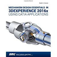 Mechanism Design Essentials in 3DEXPERIENCE 2016x Using CATIA Applications