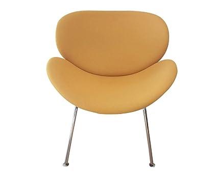 Mod Made Slice Chair, Yellow
