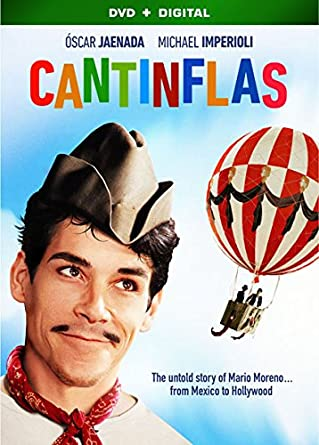 Cantinflas [DVD + Digital]