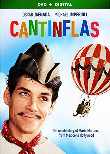 Amazon.com: Cantinflas [DVD + Digital]: Michael Imperioli, Oscar Jaenada, Barbara Mori, Ana Layevska, Ilse Salas: Movies & TV