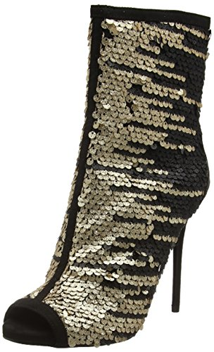 Carvela Women's Glamour Ankle Boots Gold (Gold) tsXNgs