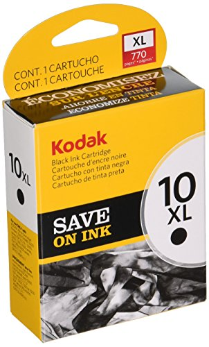 Kodak 8237216 10XL Ink Cartridge - Black (Black Ink 5500)