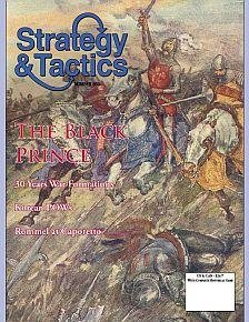 Strategy & Tactics Magazine #260: Black Prince: Crecy & Navarette