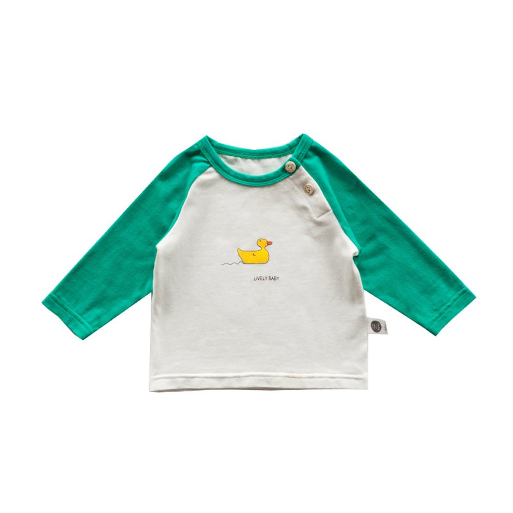 Fairy Baby Infant Baby Boys Girls Cute Outfit Casual Cotton Long Sleeve Tops T-Shirt
