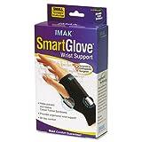 SmartGlove Wrist Wrap, Small, Black